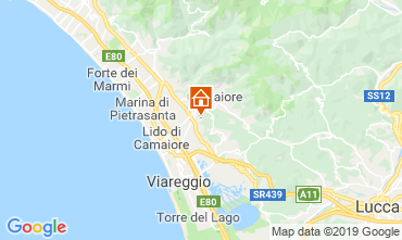 Map Camaiore House 110354