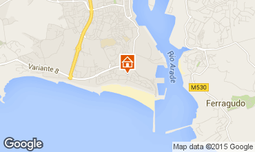 Map Praia da Rocha Apartment 57982
