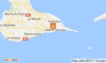 Map Saint Francois Villa 111533