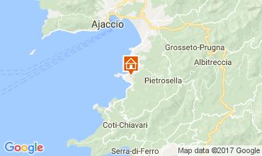 Map Porticcio House 108002