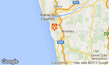 Map Viana Do castello House 38797