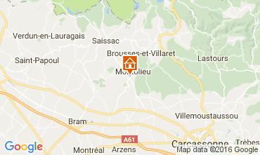Map Montolieu House 100502