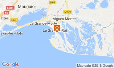 Map Le Grau du Roi Villa 41913