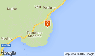 Map Toscolano-Maderno House 41928