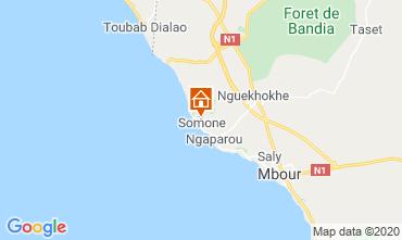 Map La Somone Villa 99154