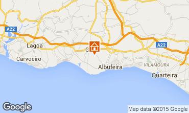 Map Albufeira Villa 89639