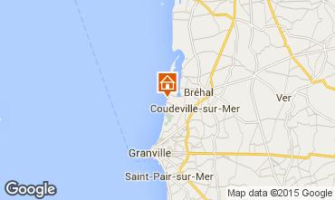 Map Bréhal House 65952