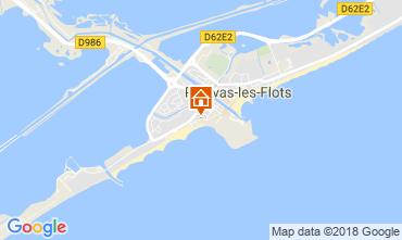 Map Palavas-les-Flots Flat 17396
