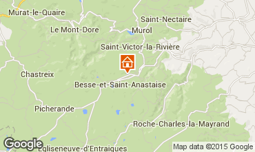 Map Besse - Super Besse Apartment 67899