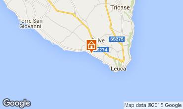 Map Torre Vado Villa 77756