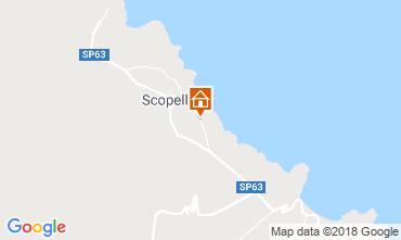 Map Scopello Villa 117032