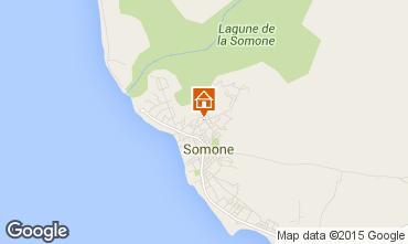 Map La Somone Apartment 99784