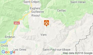 Map Vars Chalet 58226