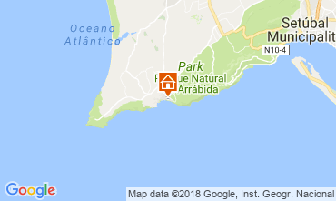 Map Sesimbra Apartment 115690