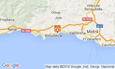 Map Almuñecar House 59294