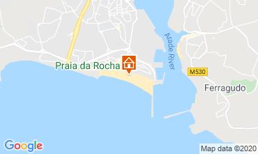 Map Praia da Rocha Studio apartment 53606
