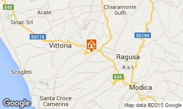 Map Ragusa Apartment 99960