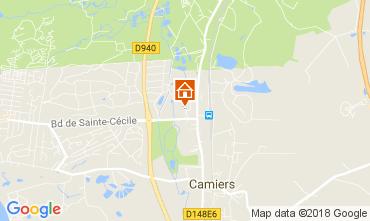 Map Camiers Villa 113294