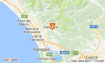 Map Camaiore House 108467