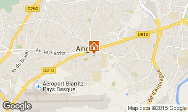 Map Biarritz Apartment 97208
