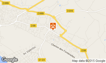 Map Saint Jean de Monts Mobile home 67693