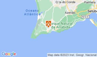 Map Sesimbra Apartment 115416