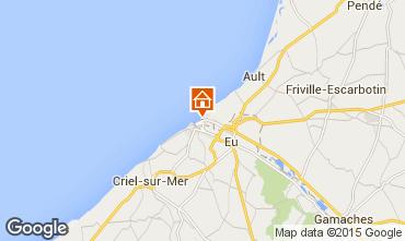 Map Mers Les bains Apartment 67921