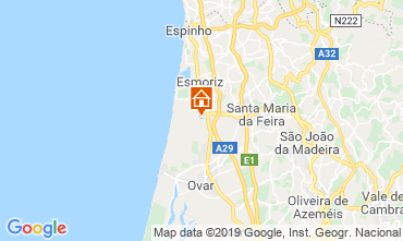 Map Espinho House 9107