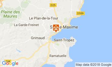 Map Grimaud House 93909
