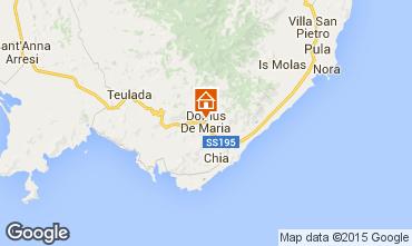 Map Chia Apartment 70851