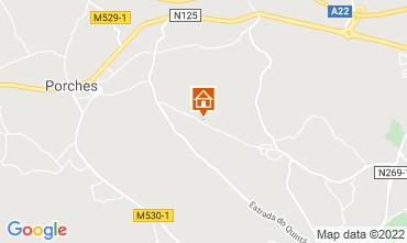 Map Armação de Pera Villa 114693