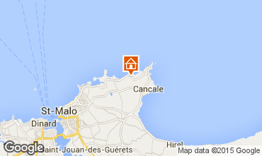 Map Cancale House 92209