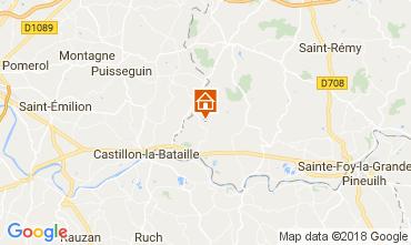 Map Saint Emilion House 112996