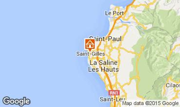 Map Saint Gilles Apartment 79828