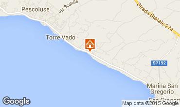 Map Torre Vado Villa 92878