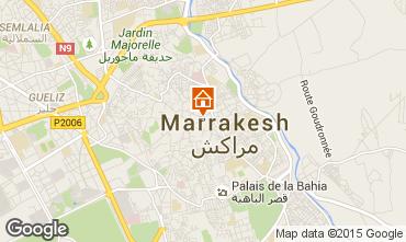 Map Marrakech B&B 45751
