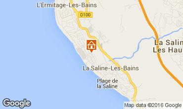 Map Saint Gilles Bungalow 82272