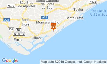 Map Fuseta Self-catering property 118580