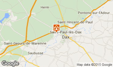 Map Dax Mobile home 78265
