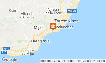 Map Málaga House 108786
