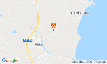 Map Pula House 118552