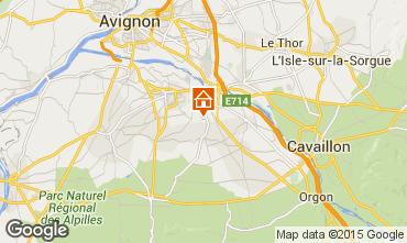 Map Saint Rémy de Provence House 84879
