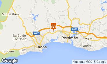 Map Portimão House 65298
