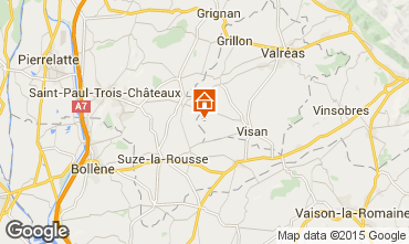 Map Visan House 31125