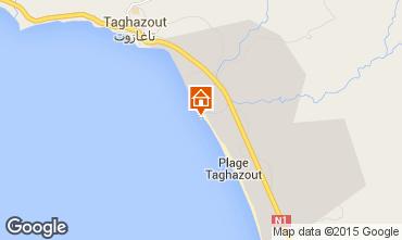 Map Agadir Villa 9731