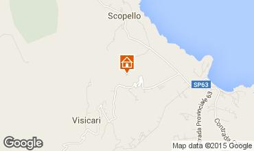 Map Scopello Villa 58328