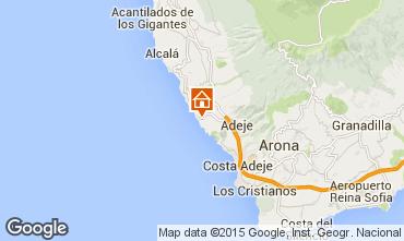 Map Callao Salvaje Apartment 83106