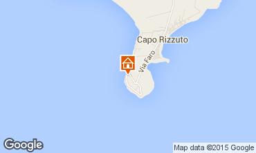 Map Isola di Capo Rizzuto Apartment 63782