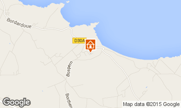 Map Locmaria House 7305