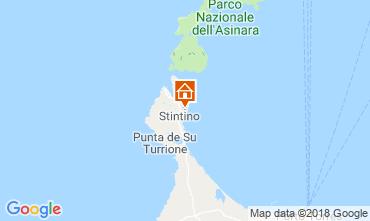 Map Stintino Villa 116098